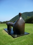 Hakone Open Air Museum - Sculpture by Henry Moore