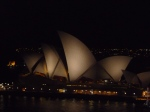 Sydney Opera House vu du Harbour Bridge